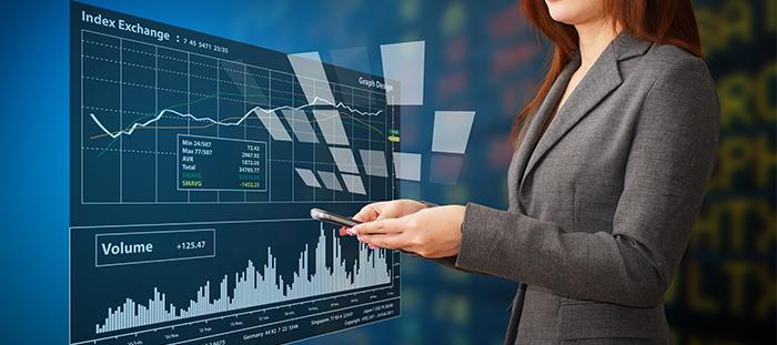 Empresas na bolsa de valores exigem comunicação